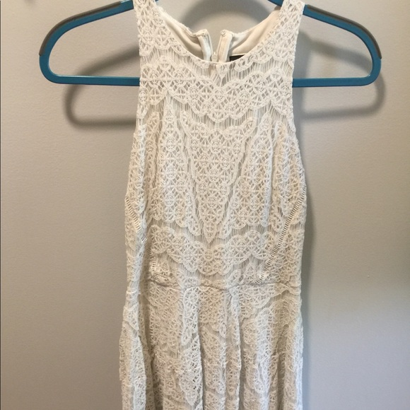 Mossimo Supply Co. Dresses & Skirts - White lace dress